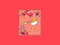 Angry weirdo