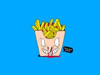 Friendly fries