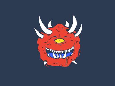 DOOOOM fanart supremeninja halloween fear monster illustration videogames doom