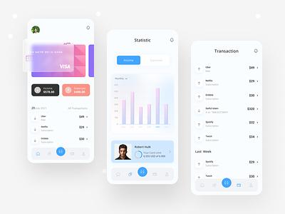 Finance App ui ios app design ux mobile app app design finance mobile app mobile banking app finance banking app banking app finance app