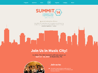 Summit conference website full