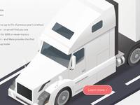 Mesa Truck Illustration
