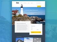 Casco Bay Website