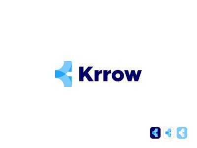 Krrow Logo Design onlymehedi logo mark logo designer k mark k icon monogram k monogram k letter design k letter logo k logo design k letter mark k letter k logo k logo design picox lettermark logo only1mehedi branding