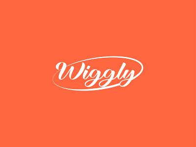 Wiggly Logo Design letter mark word mark wordmark software logo digital logo space logo script script logo wiggly logo design branding logo designer onlymehedi logo mark logo logo maker logo design lettermark picox only1mehedi branding