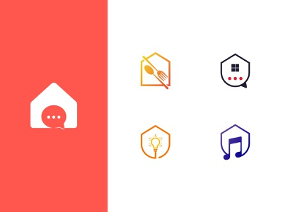 Home Logo Collection onlymehedi chat icon food logo chat food music idea minimalist logo logo collection home logo collection home music logo home idea logo home chat logo home food logo home logo logo mark logo design logo only1mehedi branding