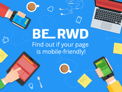 be RWD advert