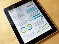 iPad myHealth