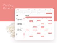 Wedding234 - Wedding Calendar