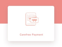 Wedding234 Feature Icon - Carefree Payment