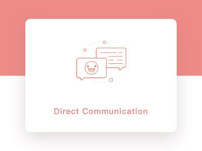 Wedding234 Feature Icon - Direct Communication communication icon wedding