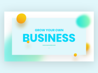 Business promote Banner