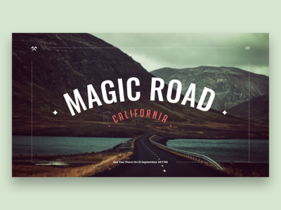 Magic Road Web Banner