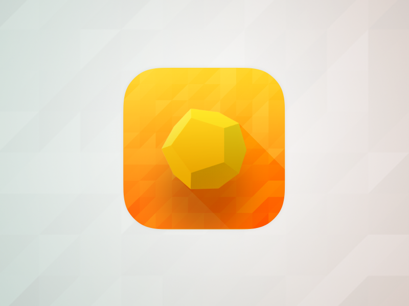 3d app icon icon personal simple flat minimal