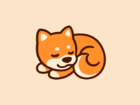 Shibe puppe
