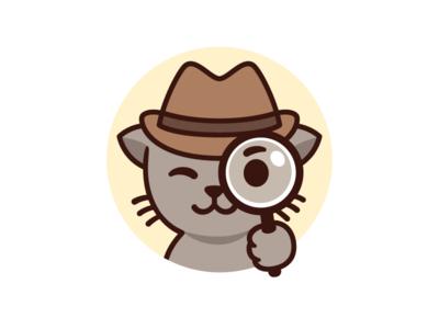 UX Case mascot