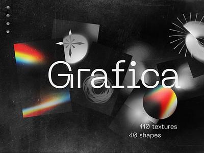 Grafica - Textures, Shapes motion graphics 3d animation ux ui vector logo icon illustrator graphic design design illustration branding