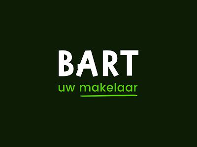 Logo Bart branddesign brandidentity branding lettermark letters logotype typeface type logo
