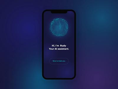 AI assistent artificialintelligence help assist buddy assistance assistant artificial artificial intelligence ai app design