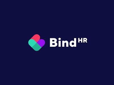 Logo Bind HR branding design brand identity brand design branding logomark logodesigns logotype logo