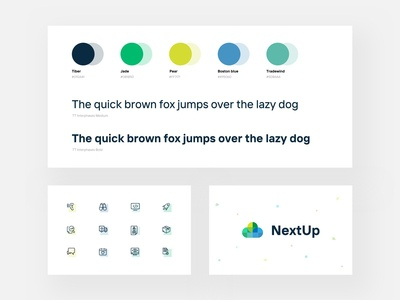 NextUp brand guide