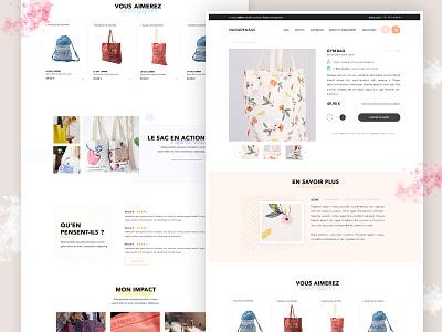 Design Indispensac - page produits