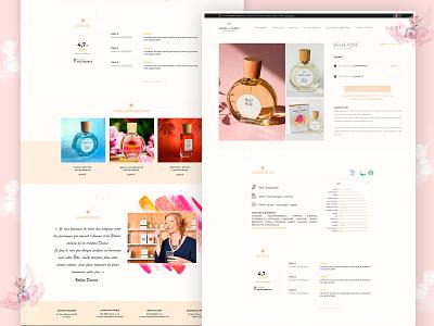 Design Maison de Mars - page produits