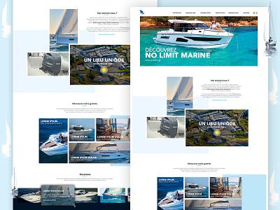 Design No Limit Marine