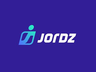 Jordz pool drop water logo letter j swimmer clothing apparel swimming swim
