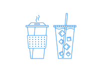 Hot Coffee / Iced Coffee