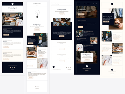 B12 email marketing templates promotion smb newsletter template newsletter design light theme marketing email templates email marketing email design email campaign email builder email dark theme crm