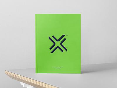 Community Enables green logo design design visual identity logo branding