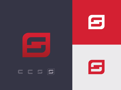 CenterStone Logo red logo design design visual identity logo branding