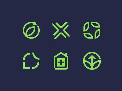 Groundwork Sub-brand Logos trends community identity visual identity enviroment poverty logomark sub-brands logos brand identity charity green design logo branding