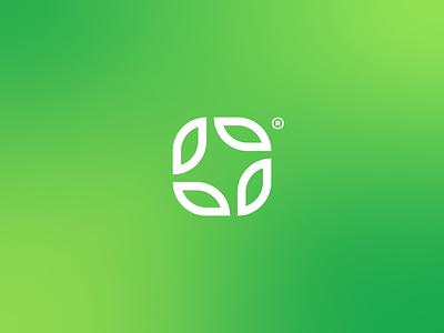 Green Team Logo identity team charity green visual identity design brand logo branding