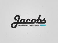 Jacobs Clothing Company Logo V2