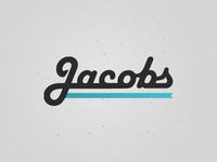 Jacobs Clothing Company Logo V3
