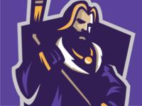 King hockey logo