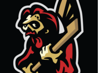 Zombie Hockey Logo