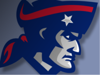 Patriot logo rebound