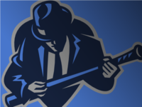 Blues baseball logo