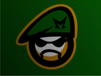Mercenaries Baseball logo