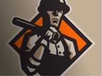 Oilers baseball logo