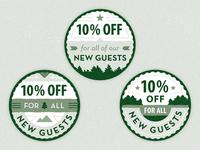 Discount Sticker Concepts