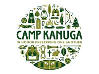 2016 Camp Kanuga Shirt 1