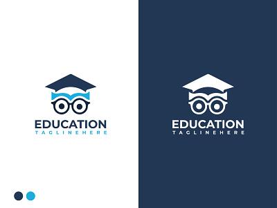 EDUCATION LOGO school logo education logo