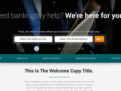 Bankruptcy Homepage