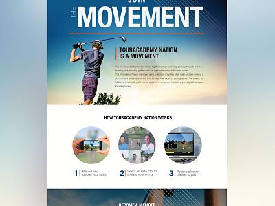 Golf Site golf sports athlete athletics sport golfer composite photo website coaching training