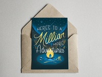 A Million More Adventures