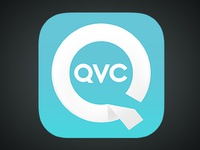 QVC iOS 7 Icon